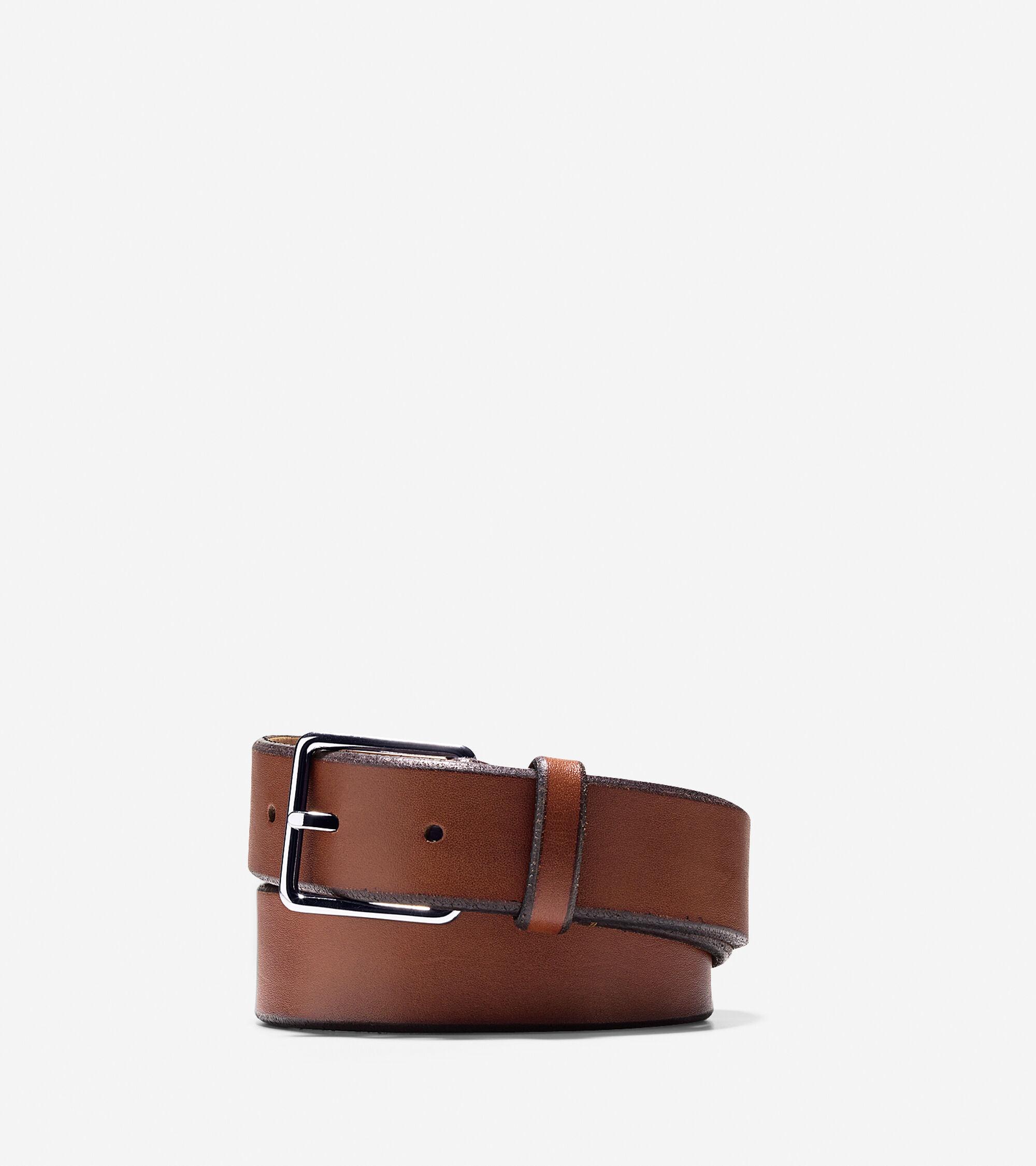 Accessories > 32mm Dress Leather Belt