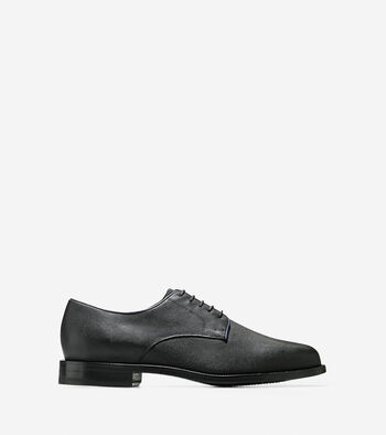 Carter Grand Water Resistant Plain Toe Oxford