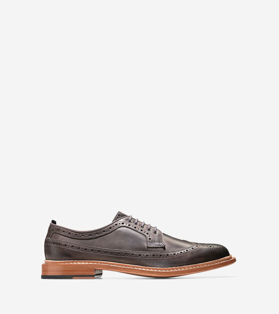 Oxfords & Monks > Willet Long Wing Oxford