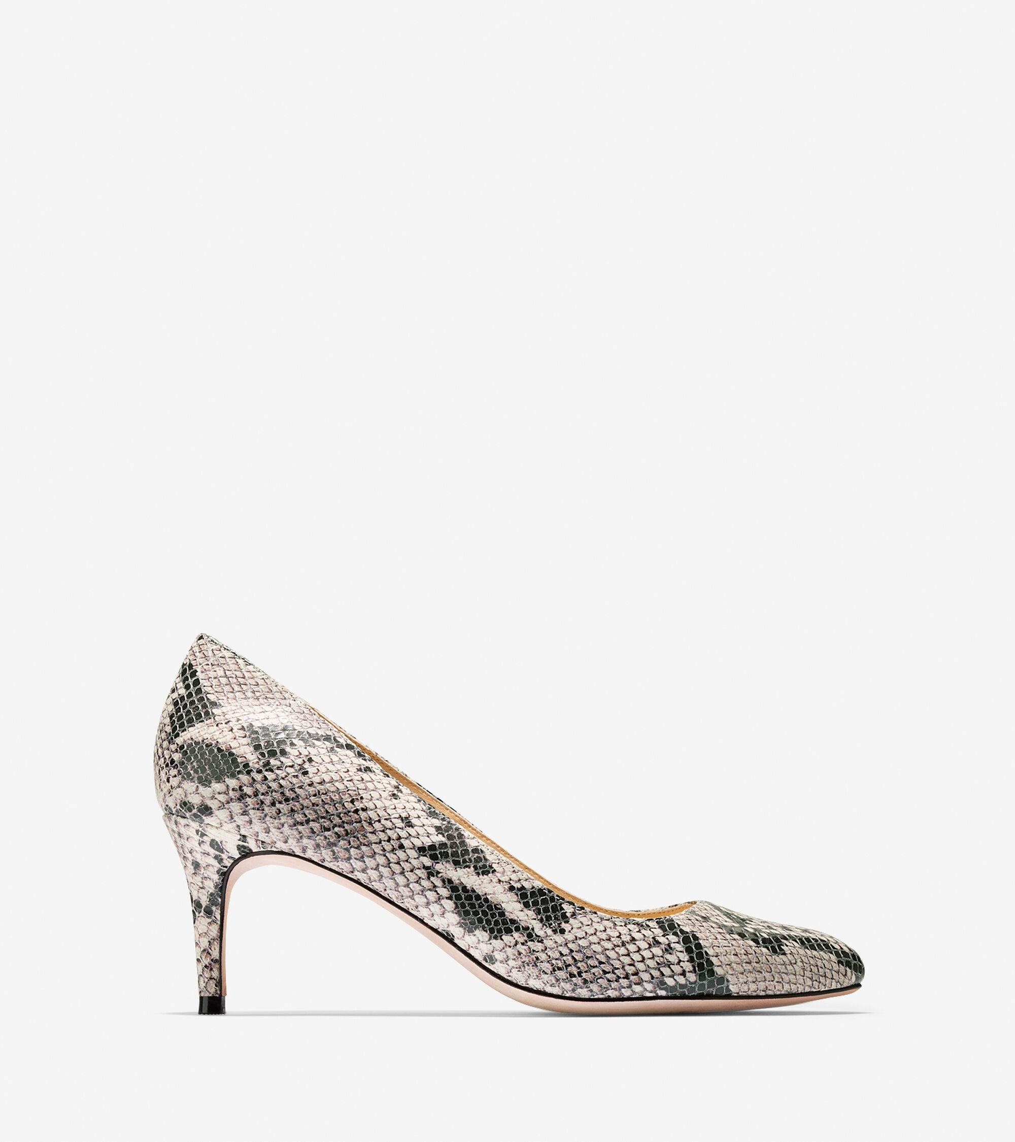 Shoes > Bethany Pump (65mm) - Almond Toe