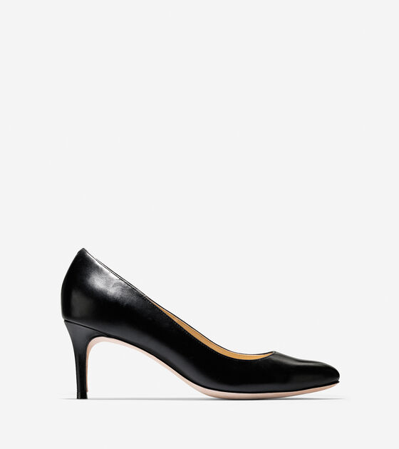 Pumps > Bethany Pump (65mm) - Almond Toe