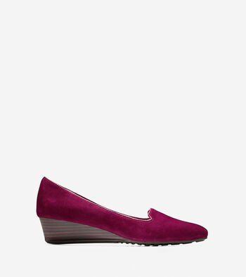 Tali Luxe Smoking Slipper (40mm)