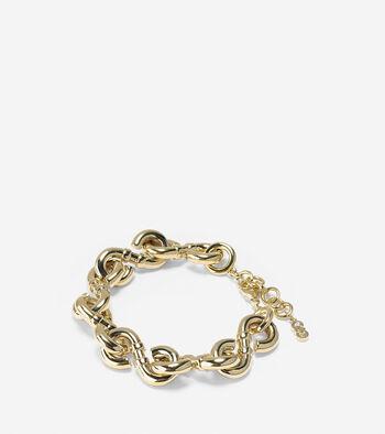Logo Link Bracelet