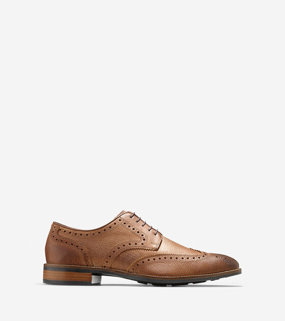 Oxfords & Monks > Lenox Hill Casual Wingtip