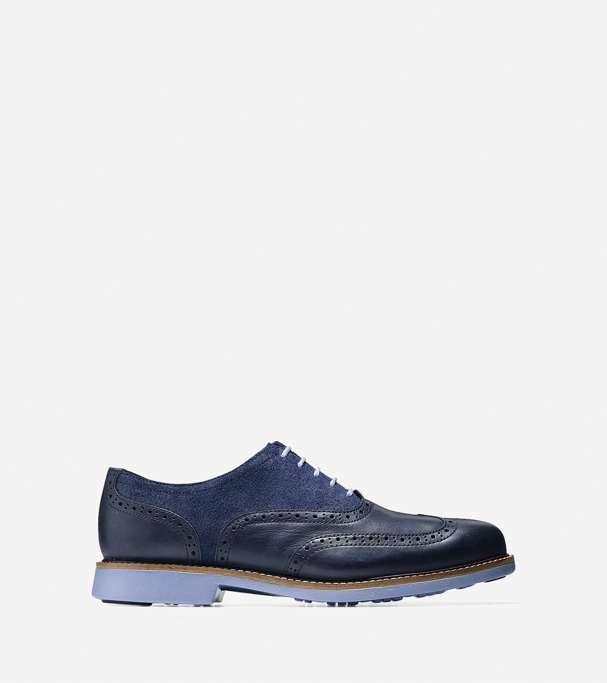 Oxfords > Great Jones Wingtip Oxford