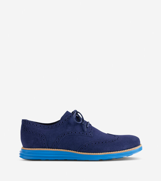 Shoes > LunarGrand Wingtip Oxford