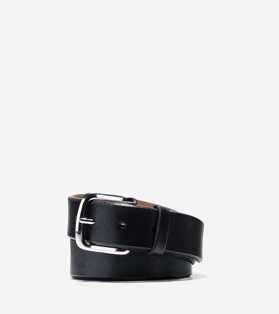 Belts > 35mm Rounded Beveled Edge Belt