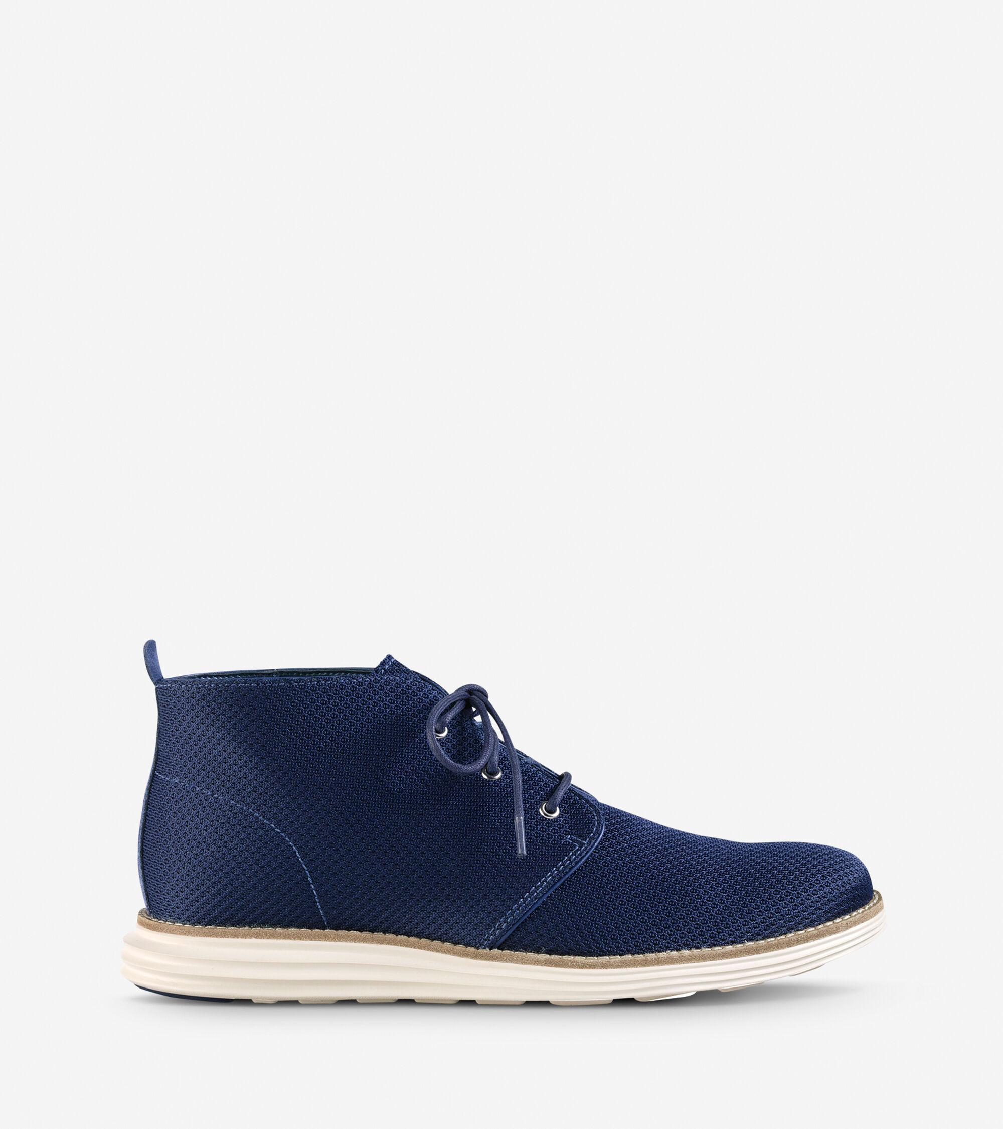 Shoes > LunarGrand Mesh Chukka