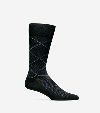 Modern Diamond Socks