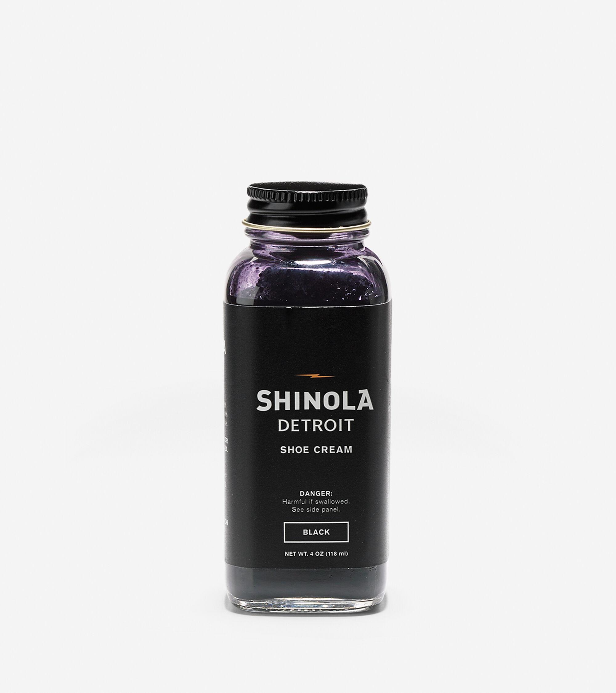 Leather & Shoe Care > Shinola Shoe Cream