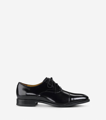 Air Garrett Cap Toe Oxford