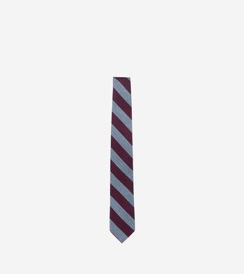 Grant Stripe Tie