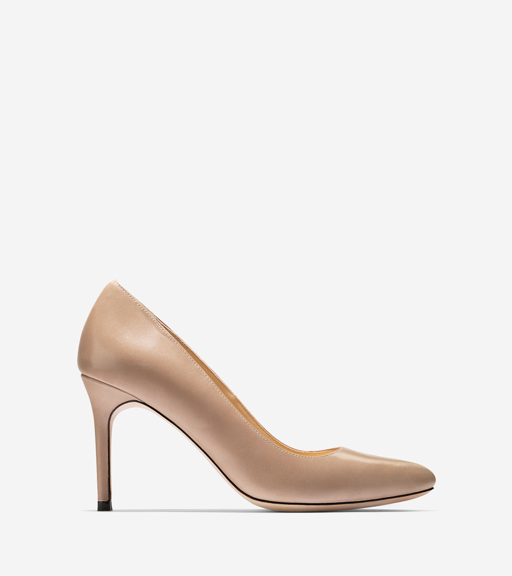 Pumps > Bethany Pump (85mm) - Almond Toe