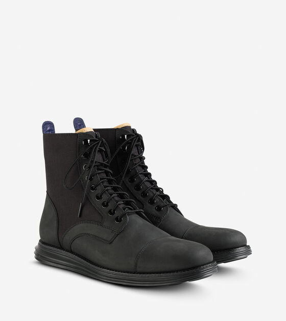 LunarGrand Waterproof Lace Boot