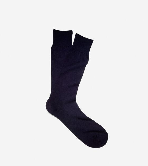 Socks > Dress Flat Knit