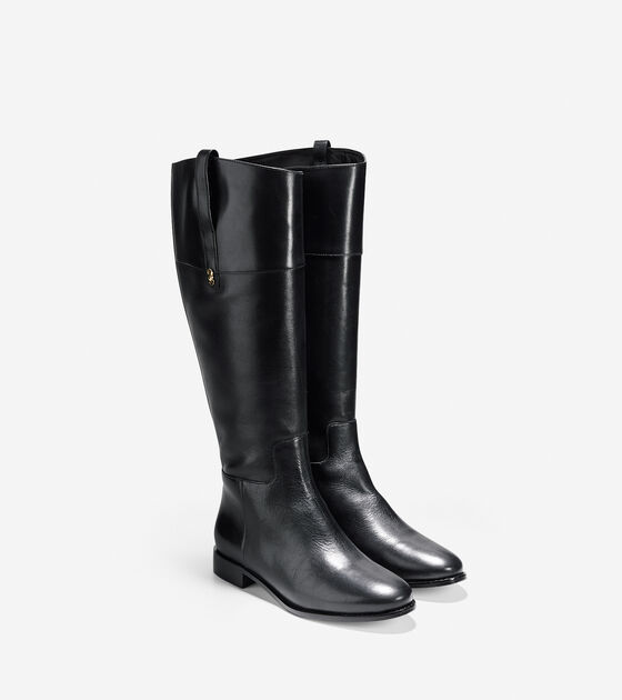 Brennan Riding Boot - Extended Calf
