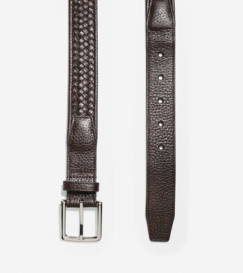 32mm Santa Croce Leather Belt