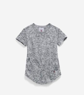 Women's Pinch Short Sleeve Jersey Tee