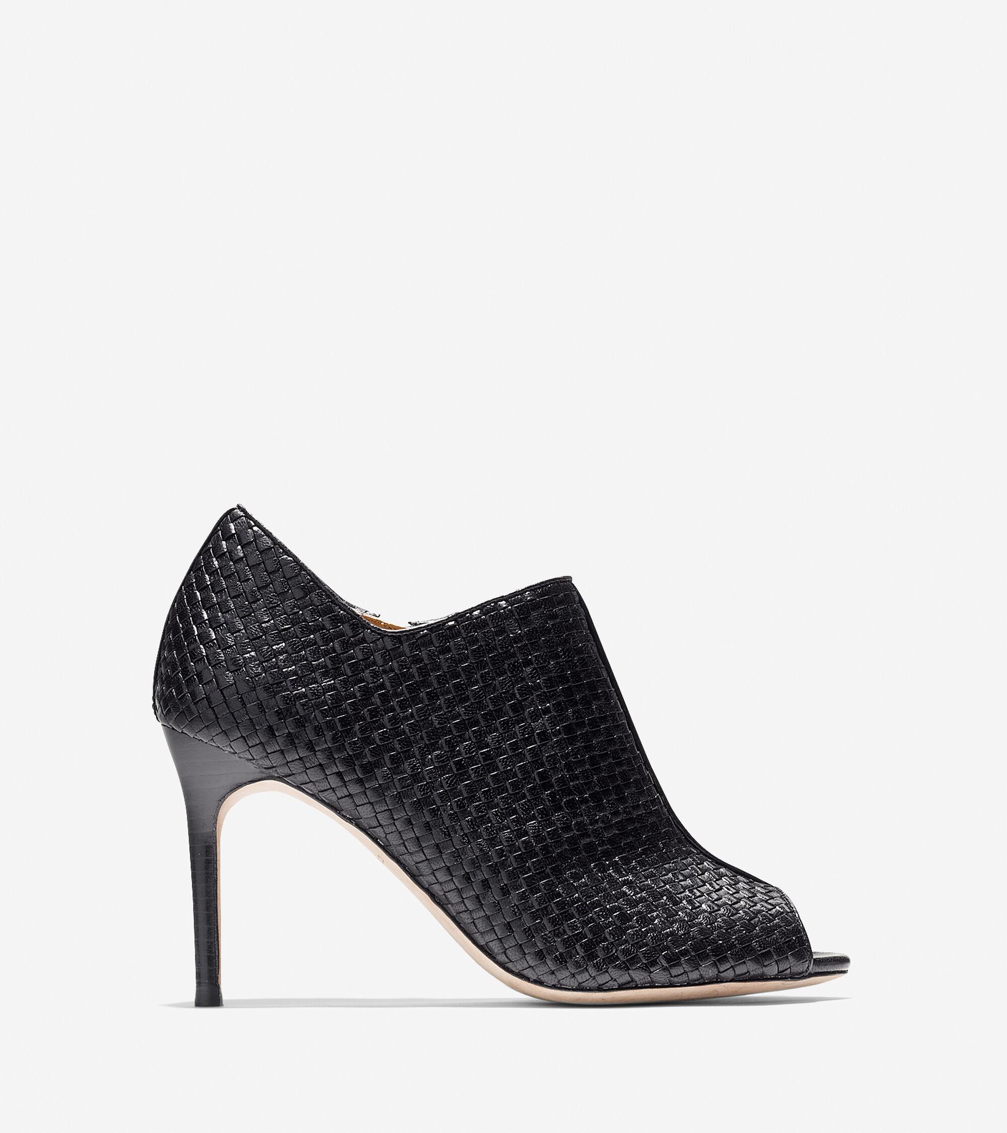 Shoes > Annabel Open Toe Weave (85mm)