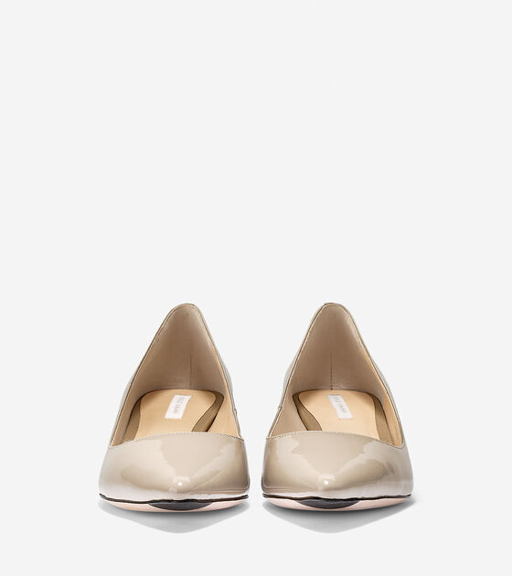 Bradshaw Wedge (40mm) - Pointy Toe