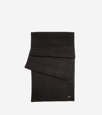 Cashmere/Wool Blend Muffler