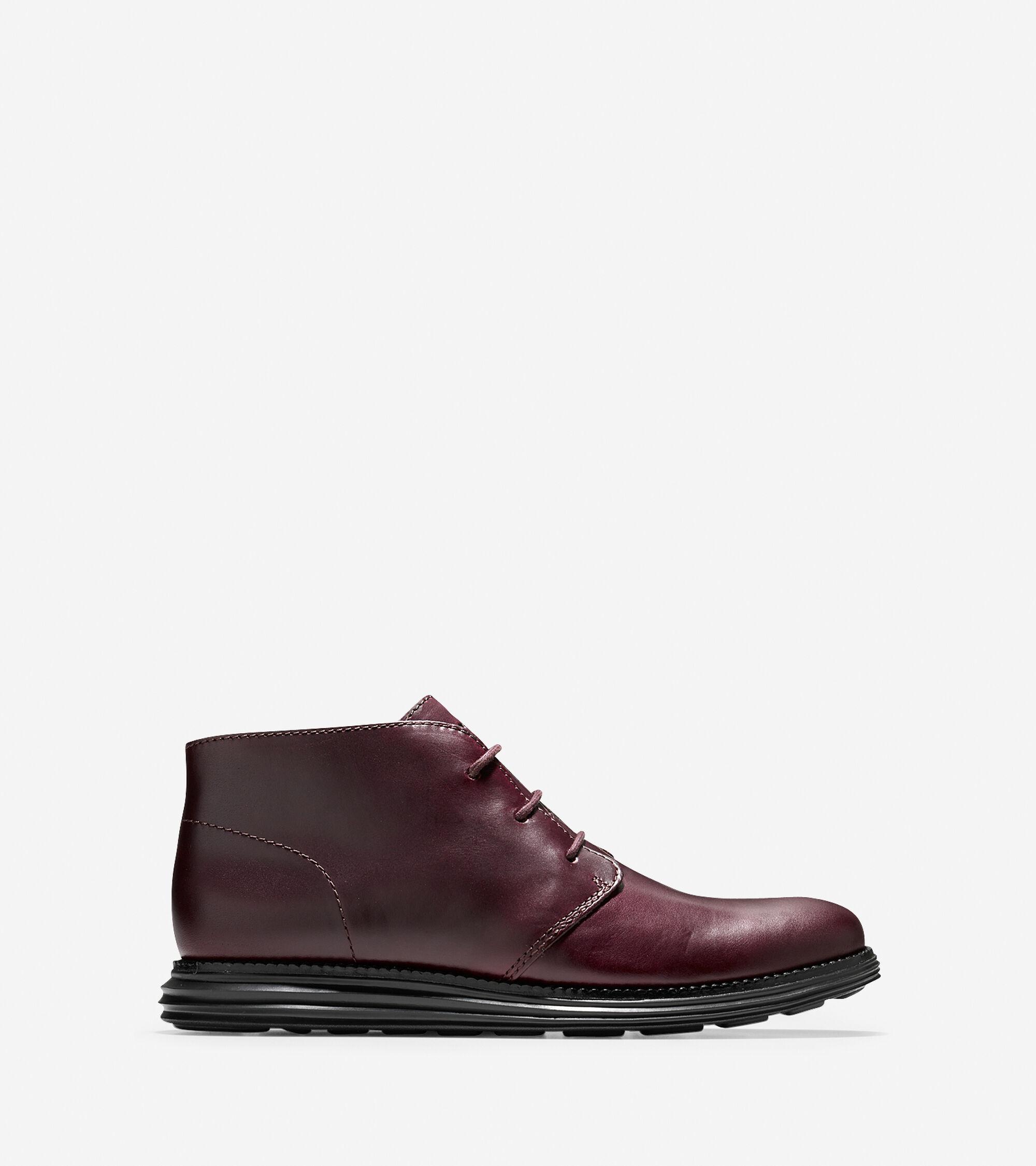 Shoes > LunarGrand Horween Chukka