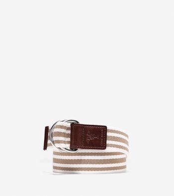 Pinch Canvas Belt