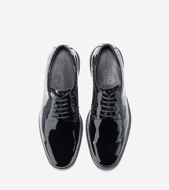 LunarGrand Patent Plain Toe Oxford
