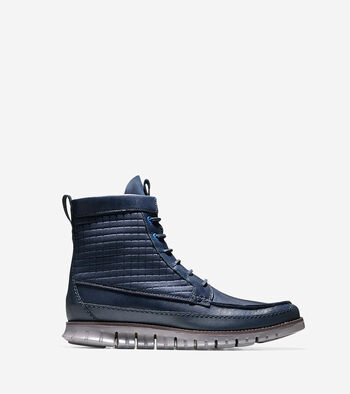 ZerøGrand Waterproof Tall Boot