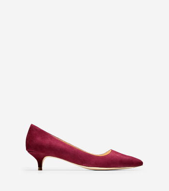 Bradshaw Pump (40mm) - Pointy Toe