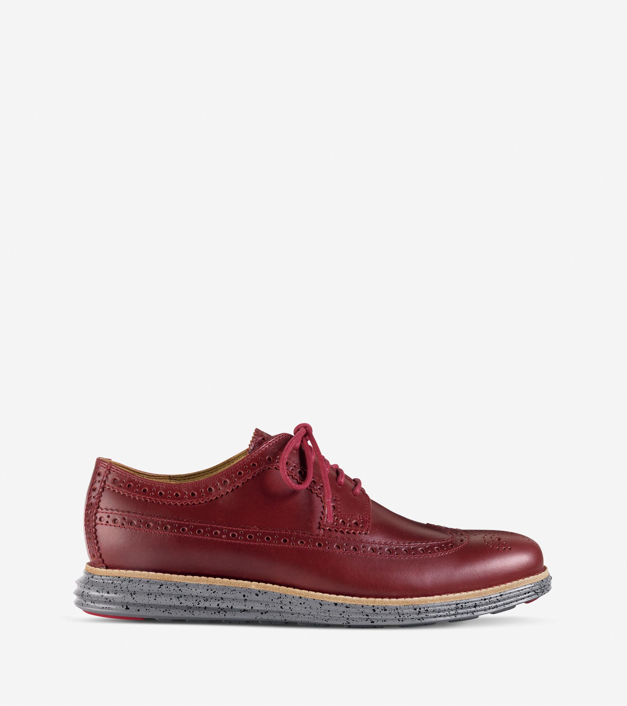 Shoes > LunarGrand Long Wingtip Oxford