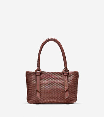 Bethany Weave Small Tote
