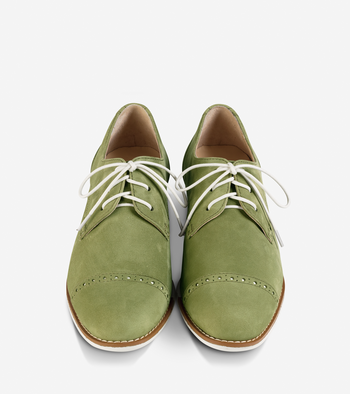 Gramercy Oxford Cap-Toe
