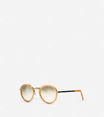 Round Combination Sunglasses