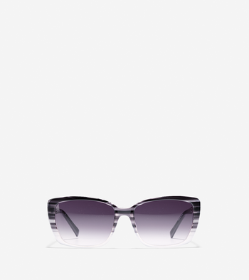 Soft Square Acetate Sunglasses