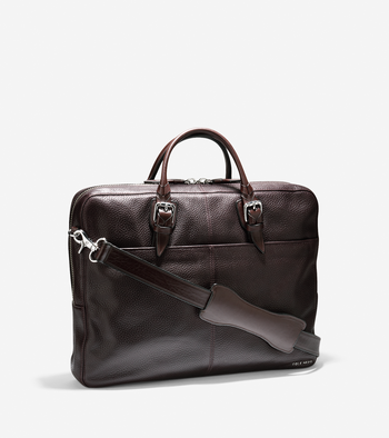 Truman Top Zip Attache