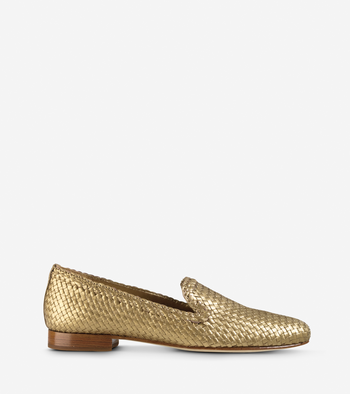 Sabrina Woven Loafer