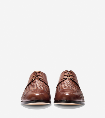 Jagger Weave Oxford