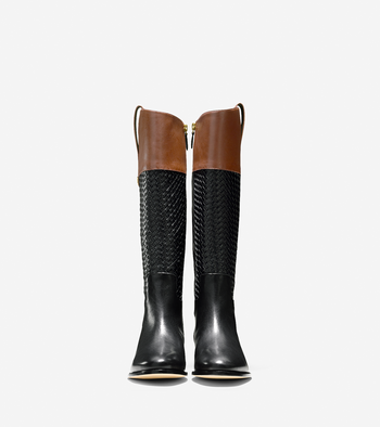 Brennan Riding Boot - Weave