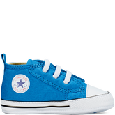 Chuck Taylor First Star Easy Slip Cyan Space/White/Black