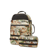 Camo Utility Backpack Brown