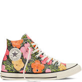 Chuck Taylor All Star Andy Warhol Floral White