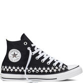 Chuck Taylor All Star Stars Black