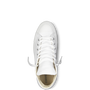 Chuck Taylor All Star Leather White Monochrome