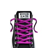 Low-Top Sparkle Lace 45 In Fushsia