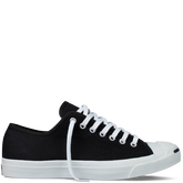 Jack Purcell Classic Colors Black/White
