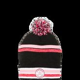 Girls Chuck Taylor Patch Pom Pom Hat Black