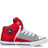 Chuck Taylor All Star High Street Yth/Jr Grey