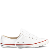Chuck Taylor All Star Fancy Leather White