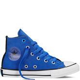 Chuck Taylor All Star Puddle Canvas Yth/Jr Laser Blue